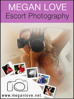 Megan Love Escort Photography