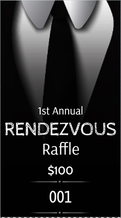 Rendezvous Raffle Ticket for 2021