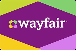 Wayfair Gift Card for Megan Love